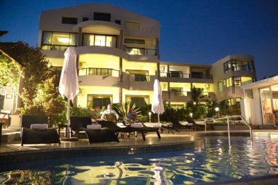 Misty Waves Boutique Hotel & Spa by Night